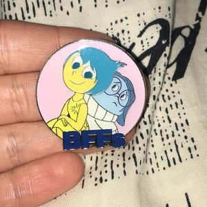 Inside Out Disney Pin Bff's Collection
